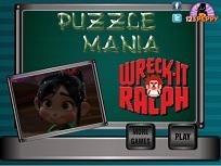 Puzzle cu Vanellope