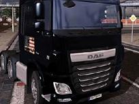 Camioanele Daf Puzzle