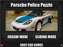 Puzzle cu Porsche