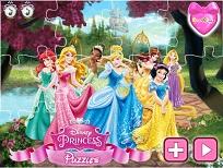 Puzzleuri cu Printese Disney