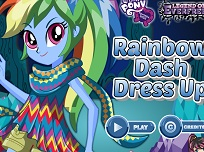 Rainbow Dash si Legenda Everfree
