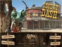 Rango in Desert