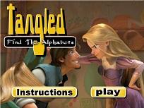 Rapunzel Cauta Literele