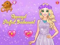 Rapunzel Domnisoara de Onoare Perfecta