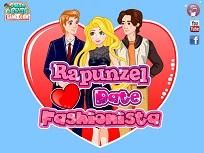 Rapunzel Fashionista la Intalnire