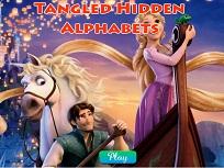 Rapunzel Gaseste Literele Ascunse