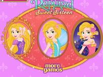 Rapunzel Trei Tinute