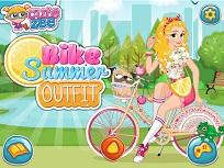 Rapunzel cu Bicicleta Vara