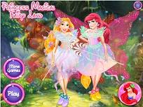 Rapunzel si Ariel Zane