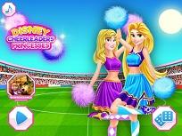 Rapunzel si Aurora Majorete