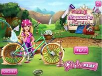 Rapunzel si Bicicleta Stricata