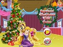 Rapunzel si Bradul de Craciun