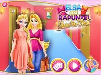 Rapunzel si Elsa Impart Dulapul