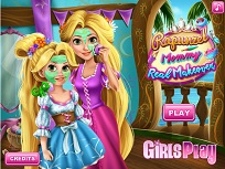 Rapunzel si Fiica Ei la Spa