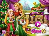 Rapunzel si Fetita Impodobesc Bradul