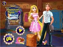 Rapunzel si Flynn Se Muta Impreuna