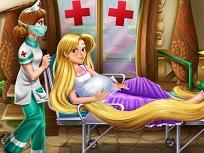 Rapunzel si Ingrijirile dupa Nastere