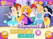 Rapunzel si Petrecerea Burlacitelor
