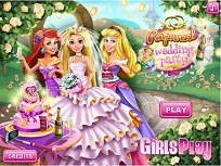 Rapunzel si Petrecerea de Nunta
