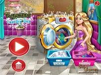 Rapunzel si Ziua de Spalat Haine