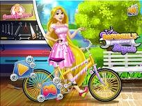 Rapunzel si Magazinul de Biciclete