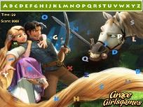 Rapunzel si Alfabetul Ascuns
