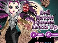 Raven Queen Malefica