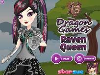 Raven Queen si Jocurile Dragonilor