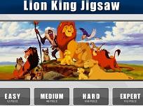Regele Leu Jigsaw