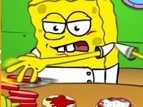 Restaurantul lui Spongebob