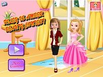 Riley si Amber Concurs de Frumusete