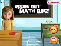 Riley si Testul de la Matematica