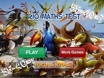 Rio Testul de Matematica