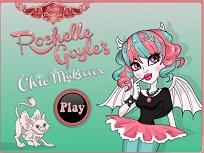 Rochelle Goyle Machiajul Chic