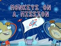Rocket Monkeys in Misiune