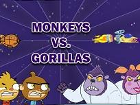 Rocket Monkeys si Gorilele