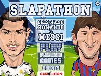 Ronaldo Versus Messi