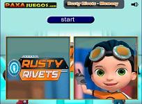 Joc de Memorie cu Rusty Rivets