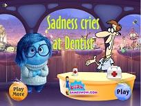 Sadness Trista la Dentist