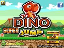 Sarituri cu Micul Dinozaur