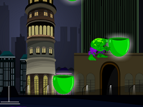 Sariturile lui Hulk