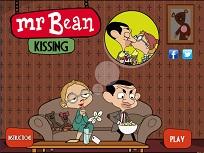 Saruturi cu Mr Bean