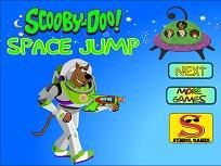 Scooby Doo in Spatiu