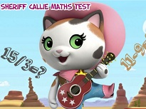Seriful Callie Test de Matematica