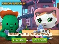 Seriful Callie de Memorie