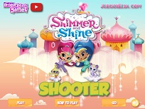 Shimmer si Shine Shooter
