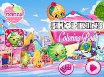 Shopkins de Colorat