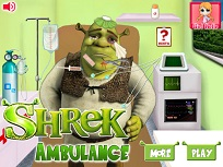 Shrek In Ambulanta