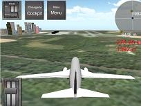 Simulator de Boeing 737