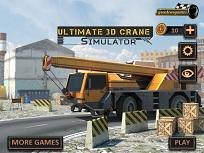 Simulatorul cu Macara 3D